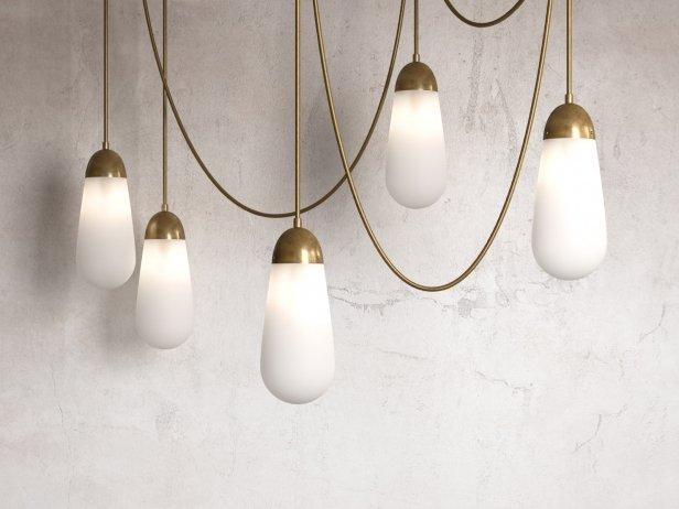 Lariat 5 Pendant Lamp 2