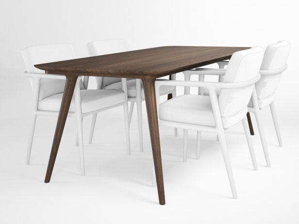 Zio Dining Table 1