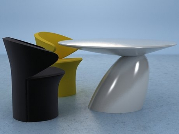 Parabel Dining Table 3