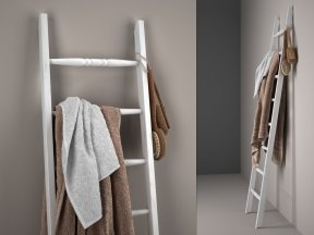 London Ladder Towel Rack