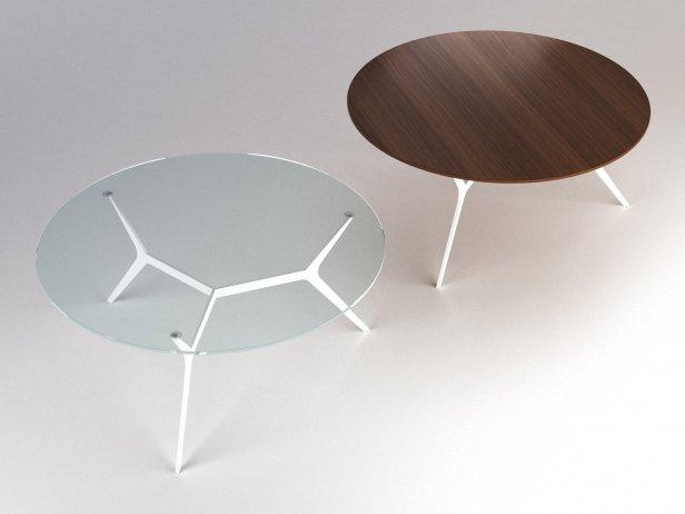Trimundo Coffee Table 2