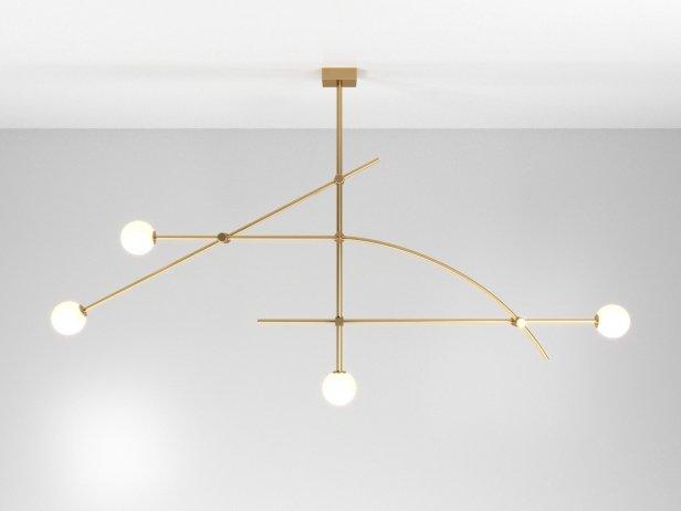 Tempo 6 Pendant Lamp 1