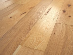Country Character Grade Solid Oak Flooring