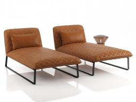 Kekke chaise longue