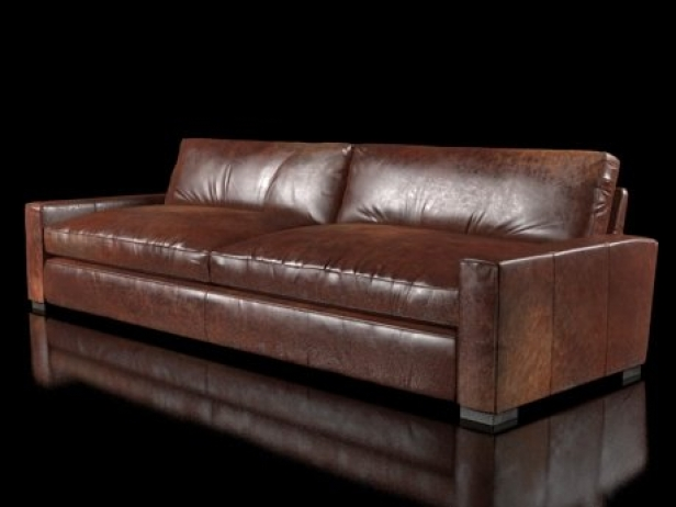 all sofas 2 seater 10 maxwell leather sofa by restoration hardware 24
