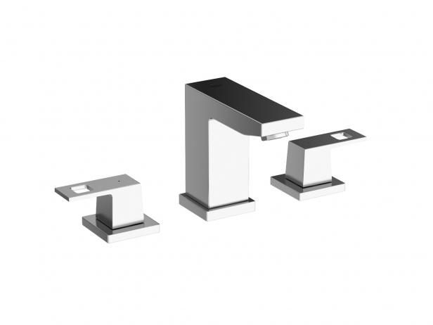 Cube Wall-hung Basin 60 Set 9