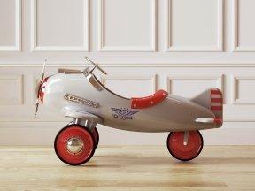 RH Vintage Pedal Plane