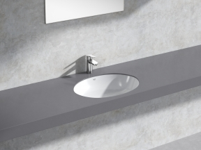 Bau Under counter Basin 55 Set
