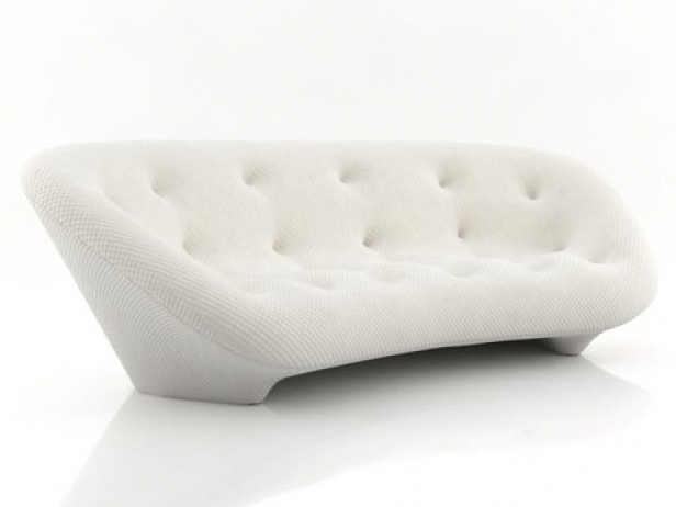 Ploum 3-seater 3d model | Ligne Roset