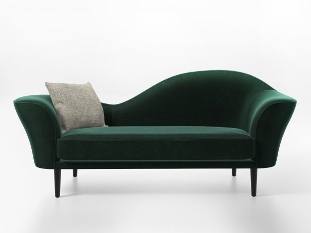 Grand Piano Sofa 3d Model Gubi Denmark