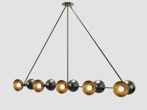 Trapeze 10 Pendant Lamp