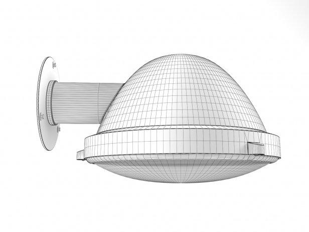 Outsider wall lamp 5