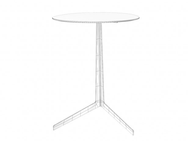DS-196 Side Table 5