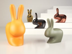 Rabbit Chair & Baby Chair