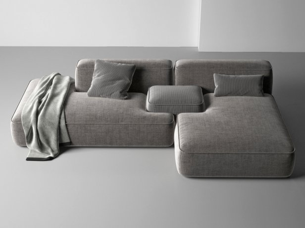 Cloud Sofa 01 2