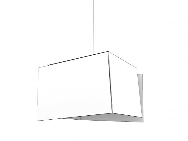 Destructuree Pendant Lamp 3
