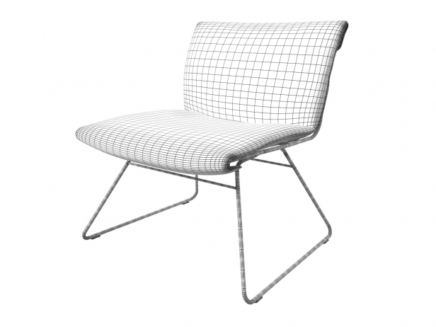 DS-515 Lounge without Armrests 5