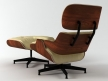Eames Lounge Chair and Ottoman 4