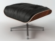 Eames Lounge Chair and Ottoman 24