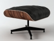Eames Lounge Chair and Ottoman 25