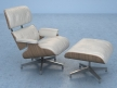 Eames Lounge Chair and Ottoman 9