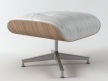 Eames Lounge Chair and Ottoman 26