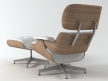 Eames Lounge Chair and Ottoman 11