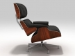 Eames Lounge Chair and Ottoman 18
