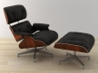 Eames Lounge Chair and Ottoman 6