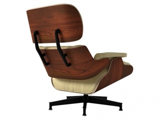 Eames Lounge Chair and Ottoman 14