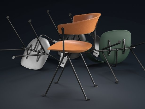 Officina Chair 6