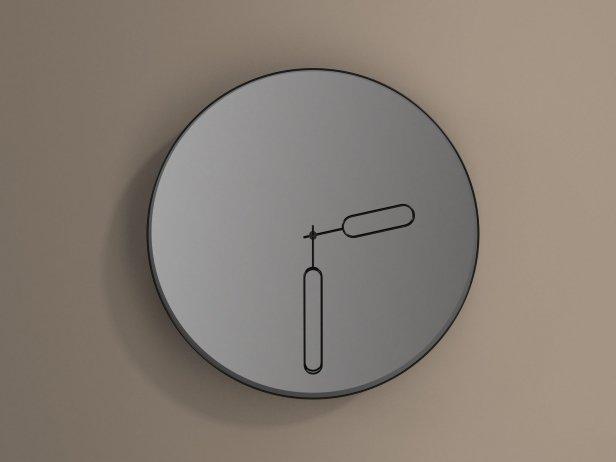 Mirror Clock 1