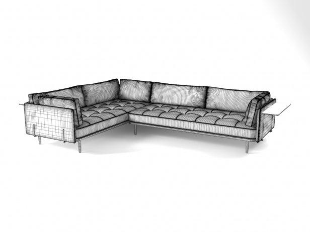 Utility Corner Sofa 3