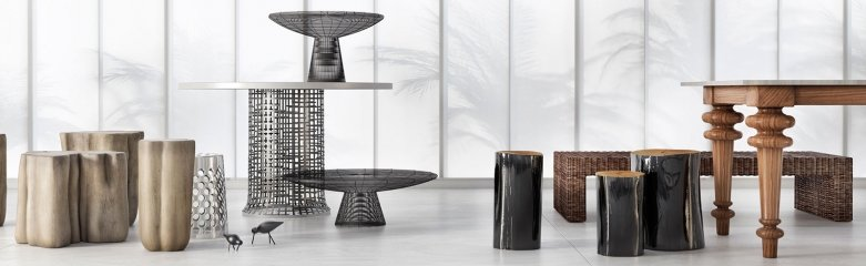 10 Tables by Paola Navone