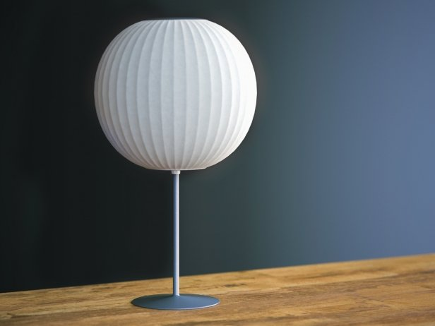 Nelson Bubble Lamp - Ball Table 2