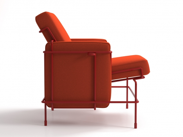 Traffic Armchair 3