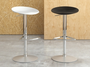 Berretto Bar Stool Telescopic