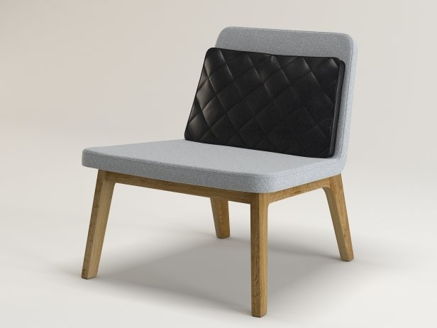Lean Lounge Chair 3