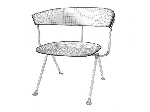 Officina Low Chair 6