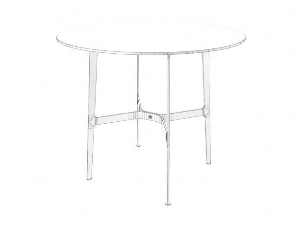 Eileen Circular Table 5