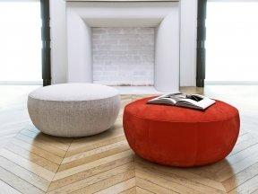 Prado Footstool Round