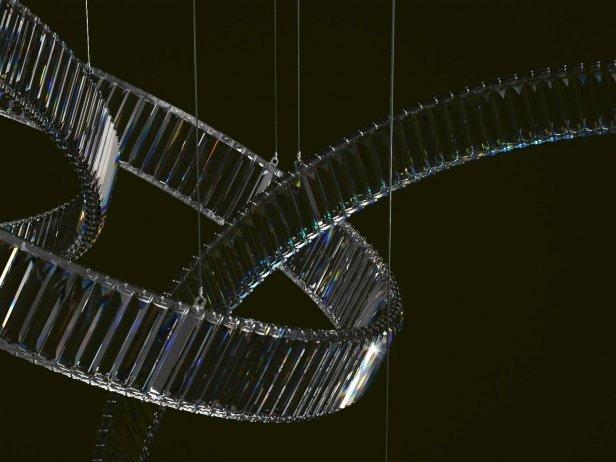 Crystal Flare Chandelier 4