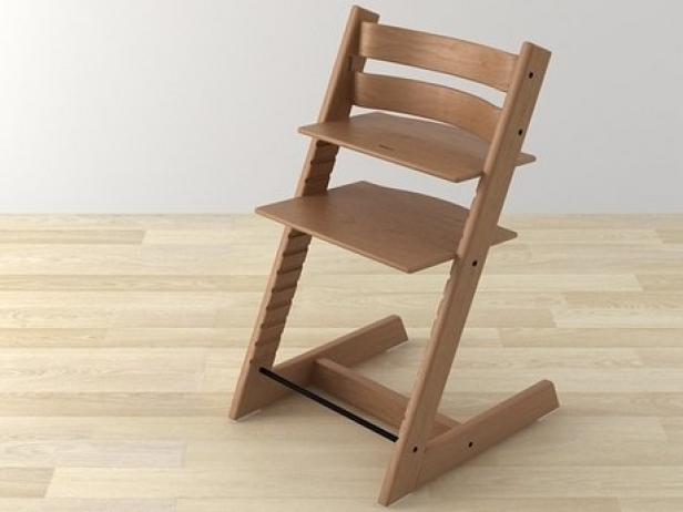 Tripp trapp 3d model stokke for Cinture tripp trapp usate