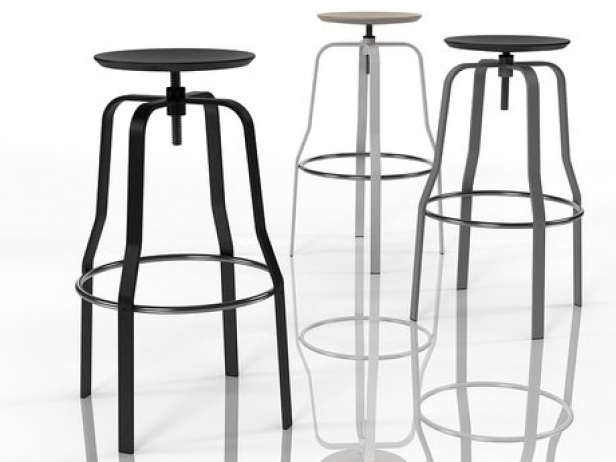 Giro with lapalma tabouret for Barstuhl lem