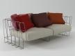 Hoop sofa 200 2