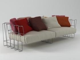 Hoop sofa 240