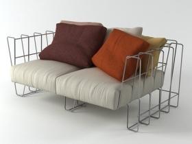 Hoop sofa 160