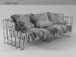 Hoop sofa 200 6