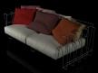 Hoop sofa 200 3