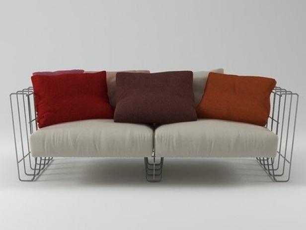 Hoop sofa 200 4